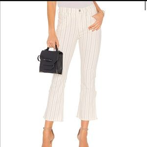 Citizens of Humanity pin Striped Pants